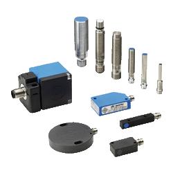 Platzhalter für Bild Induktive/Kapazitive Sensoren