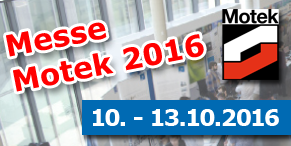 This Image is a placeholder for our Service: Messe Motek 2016