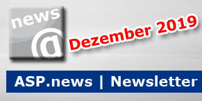 This Image is a placeholder for our Service: ASP.news | Dezember 2019