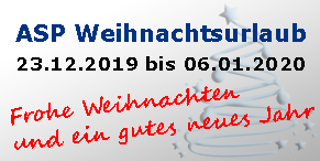 This Image is a placeholder for our Service: ASP Weihnachtsurlaub